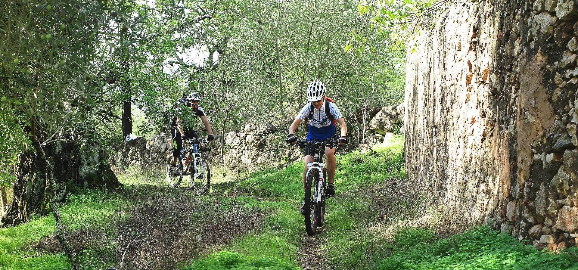 Algarve Self-Guided MTB Holiday