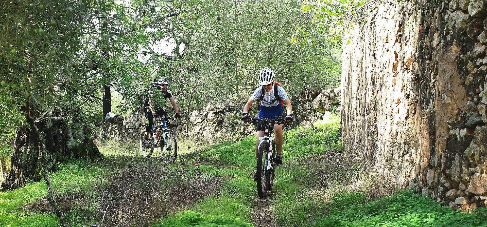 Rijd de Via Algarviana met MTB