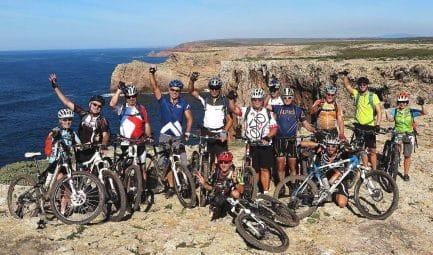 Geführte Trans-Algarve MTB-Ferien