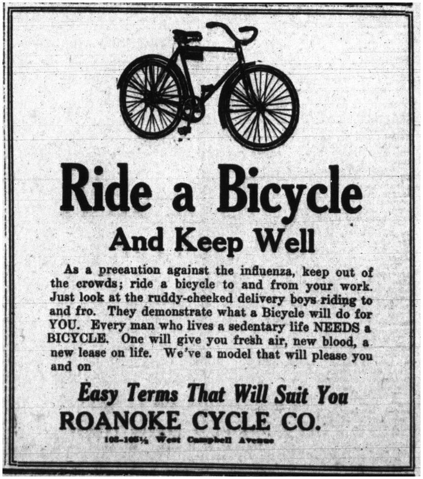 Coronavírusbeleid voor fietsers