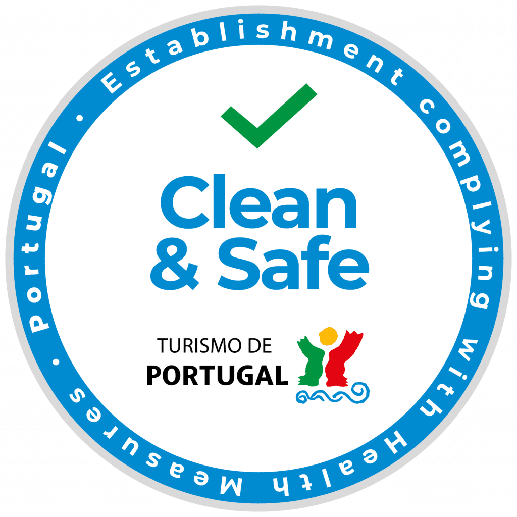 clean & safe booking conditions