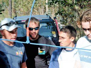 abn amro volvo ocean race auswahlprogramm in algarve