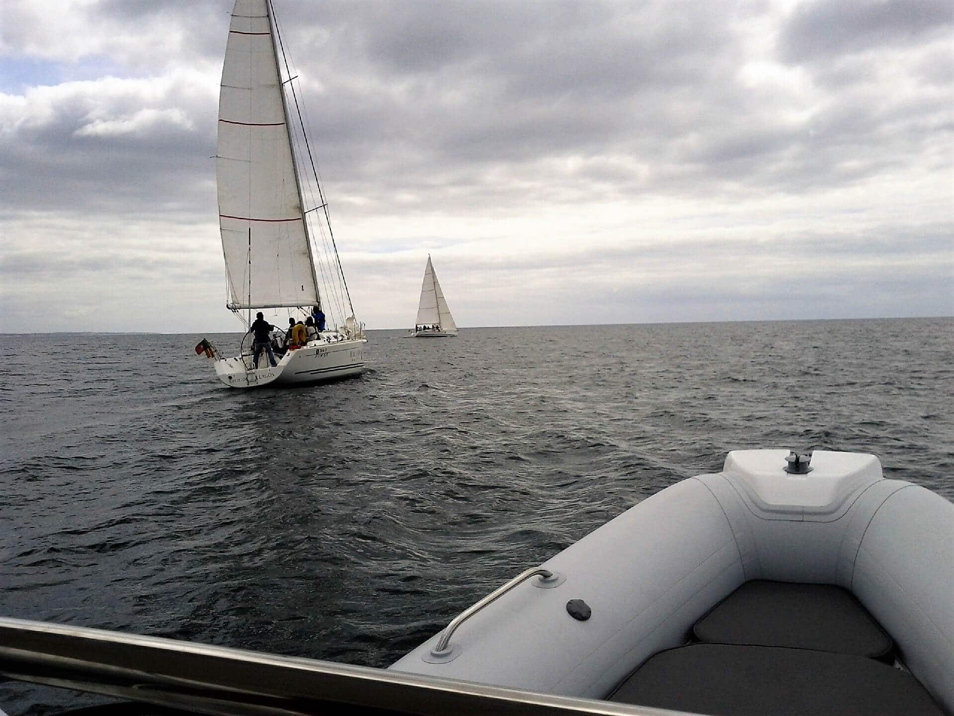 Algarve Segelereignis mit Ihrer Mannschaft