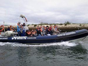 Firmen-Incentive in der Algarve per Boot
